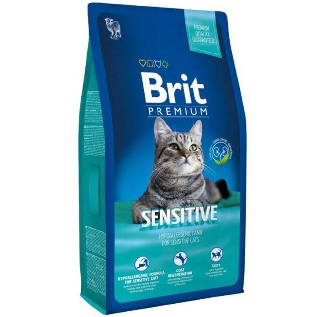 Brit Premium при чувствительном пищеварении