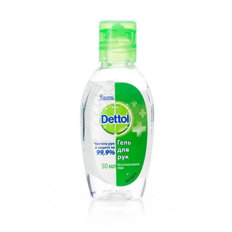 Dettol Гель для рук антибактериальный Original