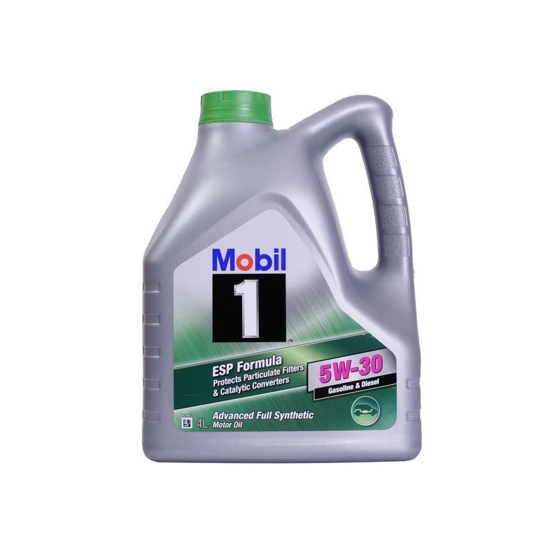 MOBIL 1 ESP Formula 5W-30