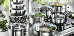 Рейтинг лучших наборов кастрюль для кухни