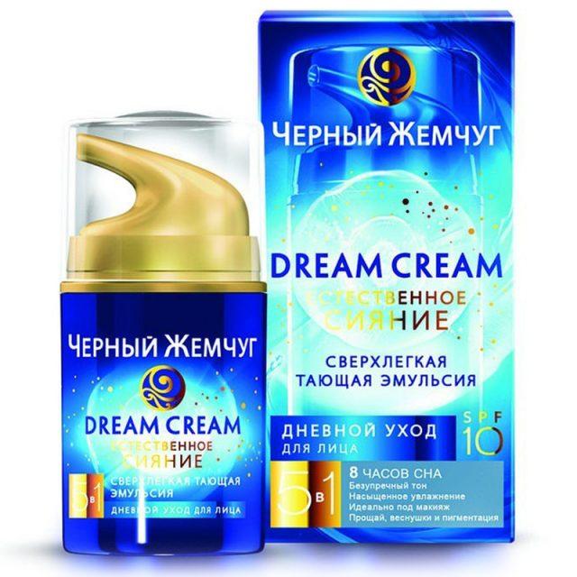 Черный Жемчуг Dream Cream