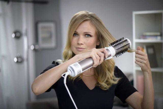Фен-щетка — это прибор, в первую очередь предназначенный для укладки волос