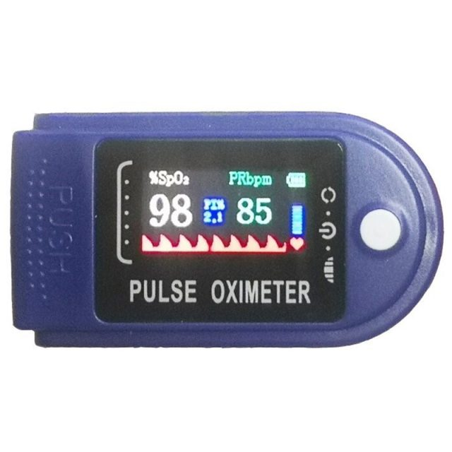 Fingertip Pulse Oximetr C101H1