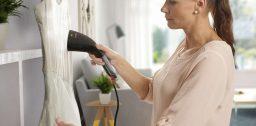 Какой выбрать ручной отпариватель для одежды
