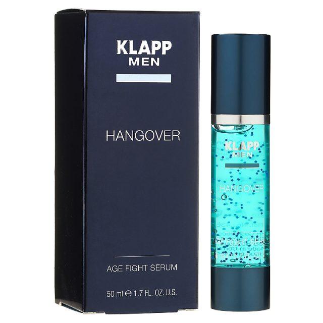 Klapp Men Hangover Age Fight Serum