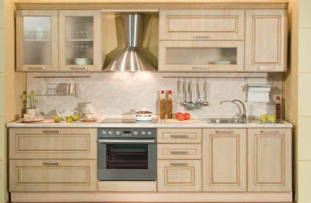 Кухня Шатура