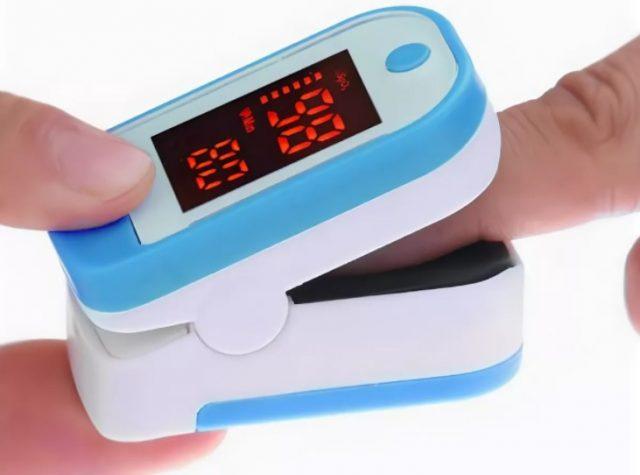 Медицинский пульсоксиметр – это прибор, при помощи которого можно измерить процент насыщения крови кислородом