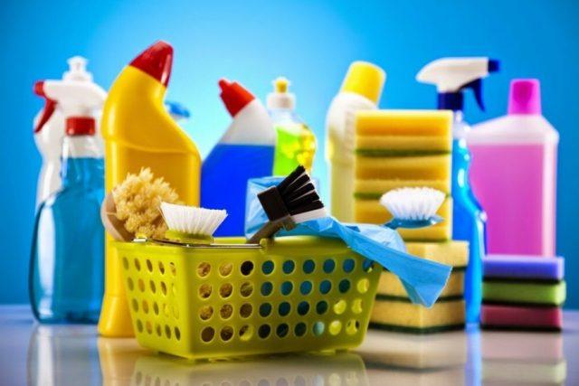 Моющее средство – продукт бытовой химии