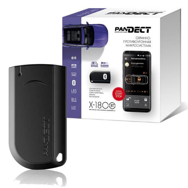 Pandect X-1800 BT GSM