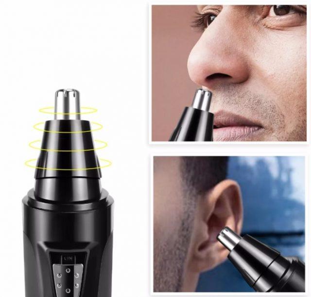 Триммер – это электробритва, снабженная функцией подстригания волос в носу и ушах