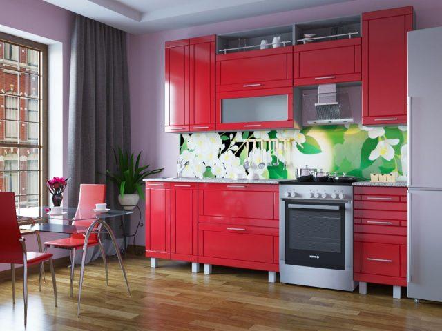 Выбираем лучший кухонный гарнитур