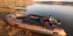 Лучшие лодки ПВХ в России